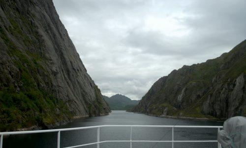 6° giorno – da Tromsø a Svolvær – 24 giugno 2018