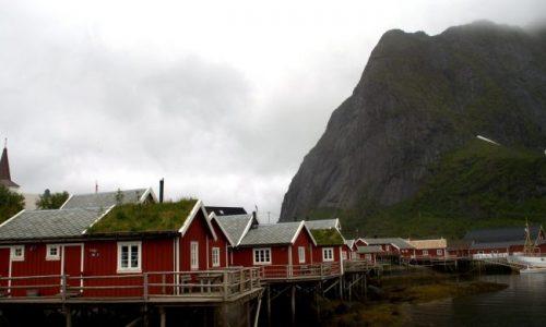 7° giorno – a Svolvær Lofoten – 25 giugno 2018