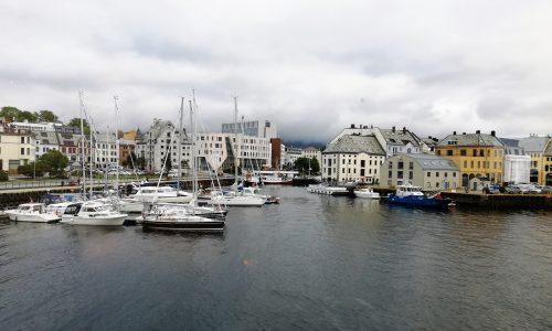 La Norvegia di Rita e Mimmo Video Alesund